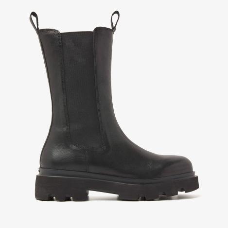 Livia Blake zwarte chelsea boots