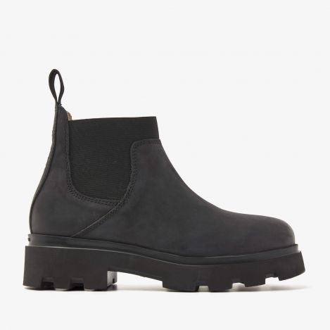 Livia Bo zwarte chelsea boots
