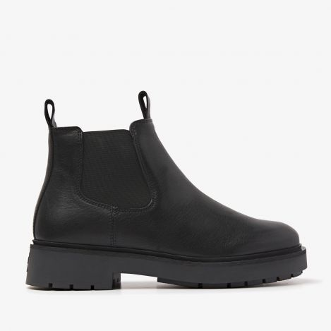 Alexis Zen zwarte chelsea boots