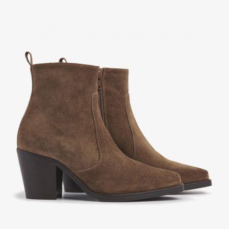 Anika Bizz brune ankelstøvler