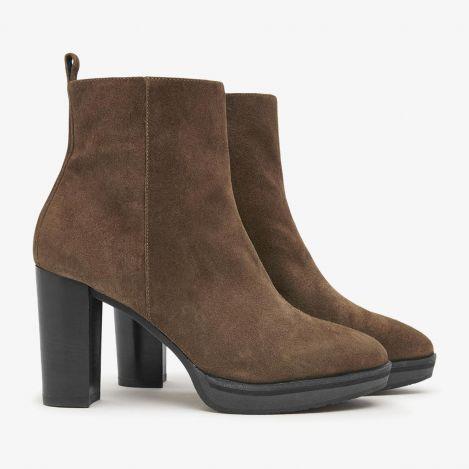 Cassatt Union brune ankelstøvler