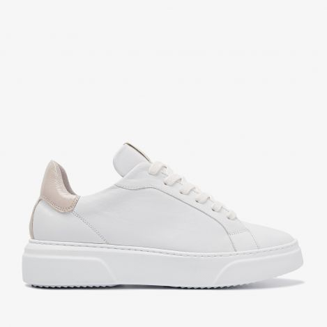 Juno Uni hvide sneakers