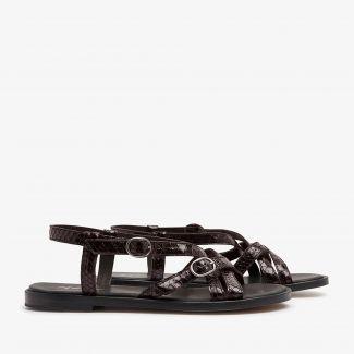 Harita Park bruine sandalen