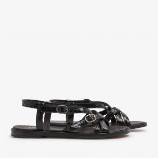Harita Park zwarte sandalen