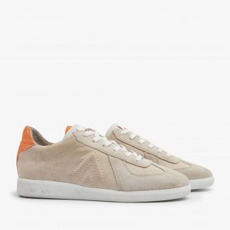 Nilla Sleek beige sneakers