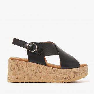 Sissel Raise zwarte sandalen