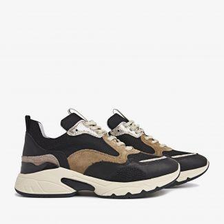 Zaira Fae zwarte sneakers