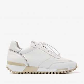 Giulia Base witte sneakers