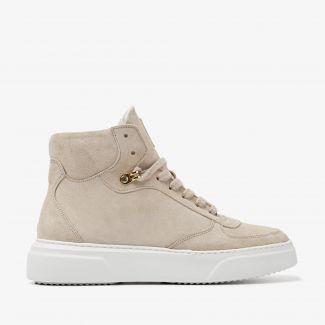 Juno Lee beige sneakers