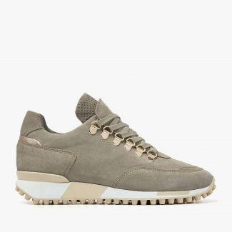 Giulia Bold grijze sneakers
