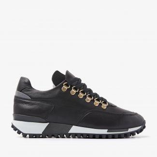 Giulia Bold zwarte sneakers
