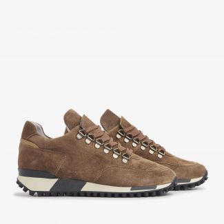 Giulia Bold bruine sneakers