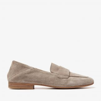 Indiana Cleo beige loafers