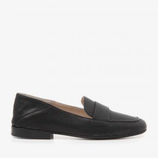 Indiana Cleo zwarte loafers