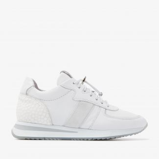 Nora Sue witte sneakers
