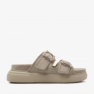 Maddison Dee grijze slippers