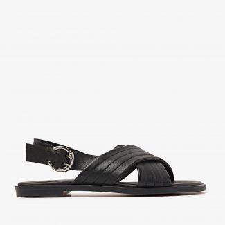 Harita Kate zwarte sandalen