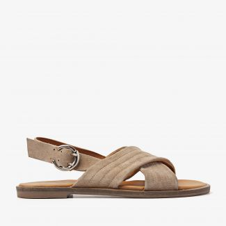 Harita Kate beige sandalen