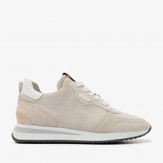 Nora Sam beige sneakers