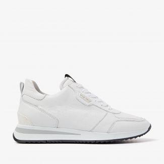 Nora Sam witte sneakers