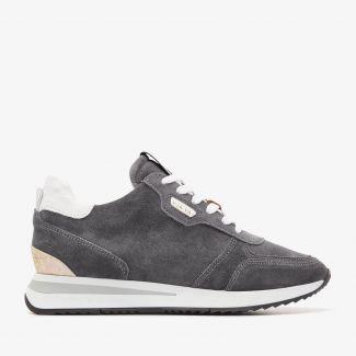 Nora Sam grijze sneakers