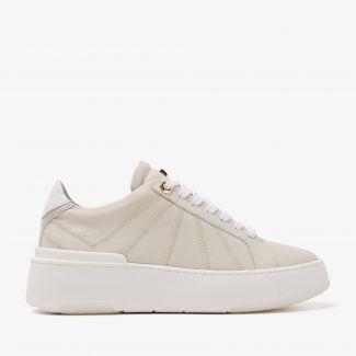 Jessy Mae beige sneakers