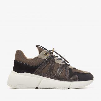 Celina Jace groene sneakers