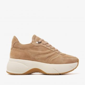 Naja Cloud beige sneakers