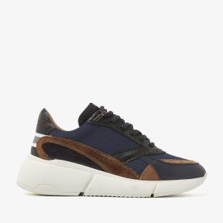 Celina Jae blauwe sneakers