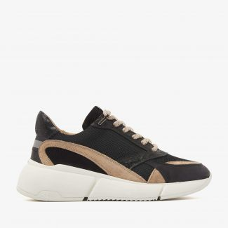 Celina Jae zwarte sneakers
