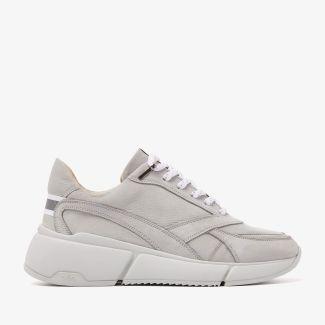 Celina Jae grijze sneakers