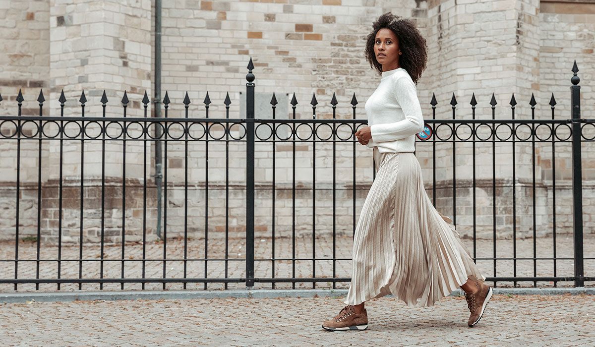 VIA VAI sneakers: Giulia Bold