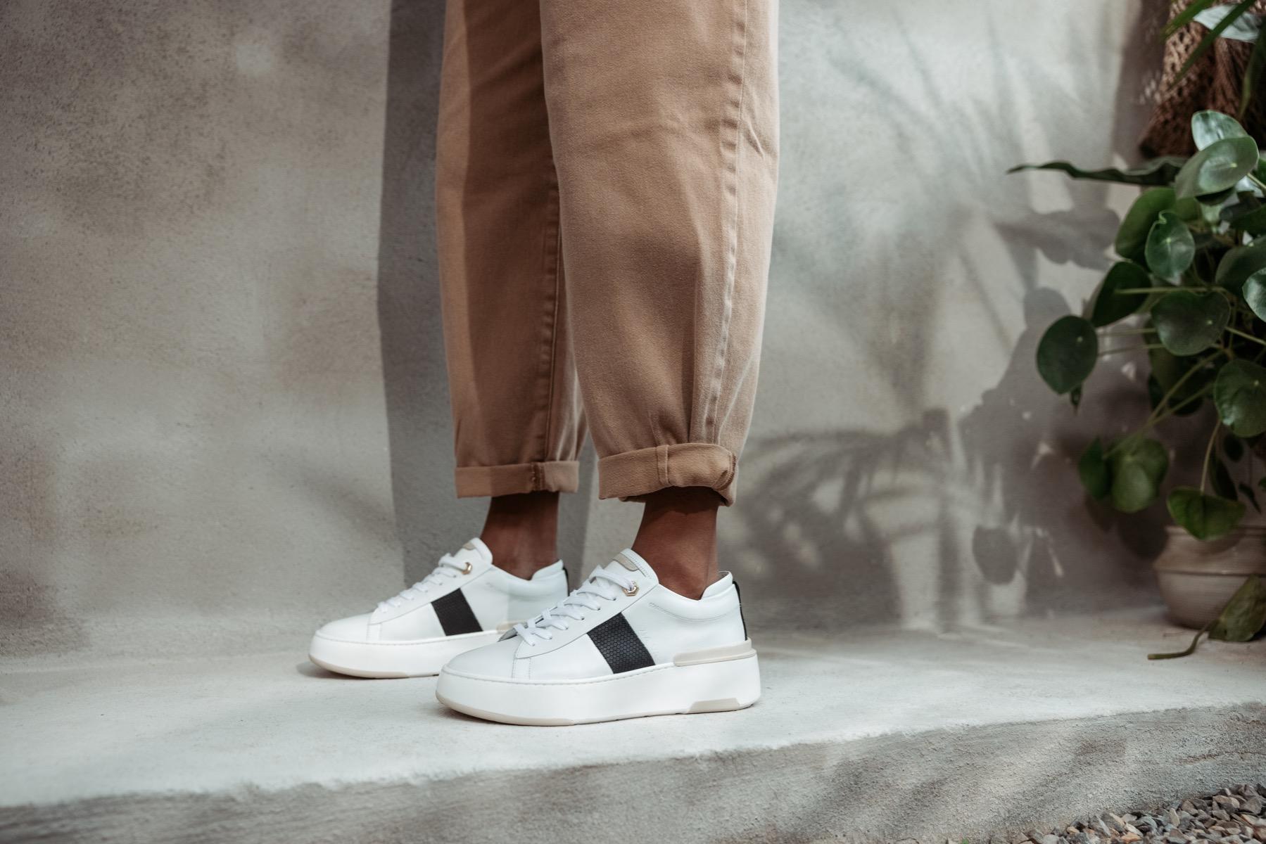 VIA VAI sneakers: Jessy Stripe