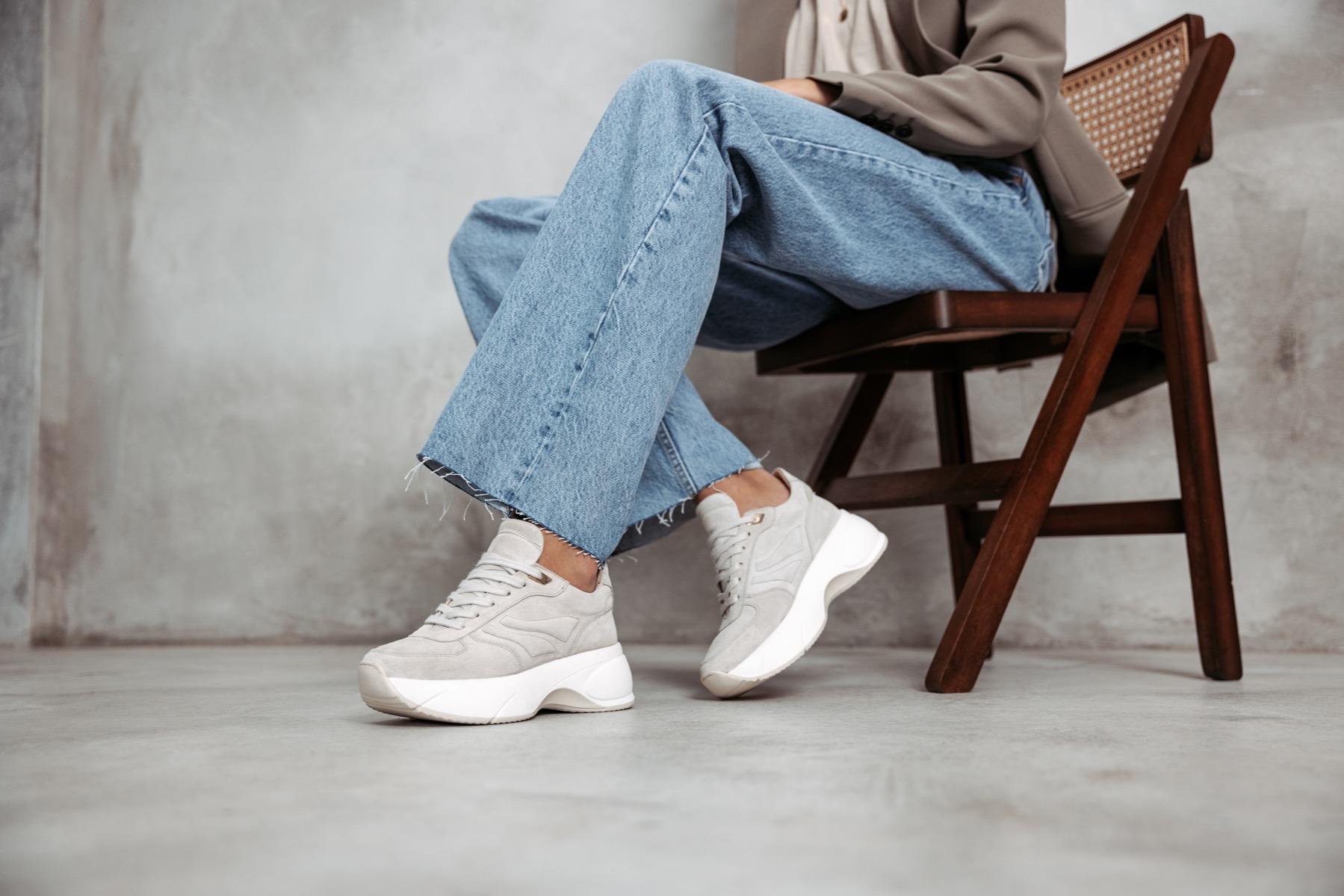 VIA VAI sneaker: Naja Cloud